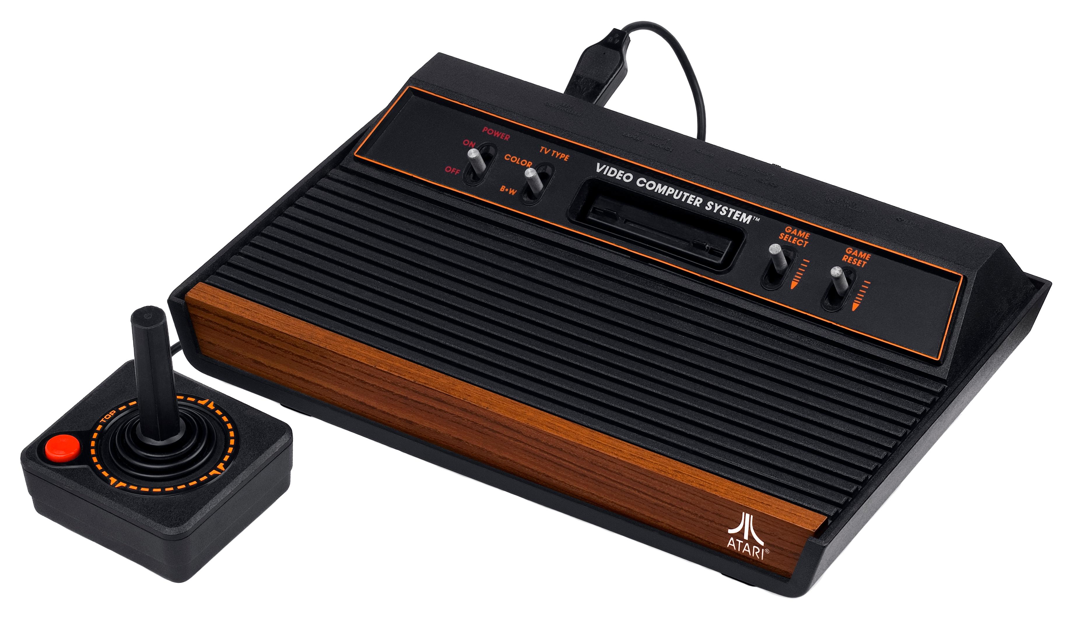 Http Upload Wikimedia Org Wikipedia En 0 02 Atari 2600 Wood 4sw Set Png Atari Games Atari Atari 2600 Games