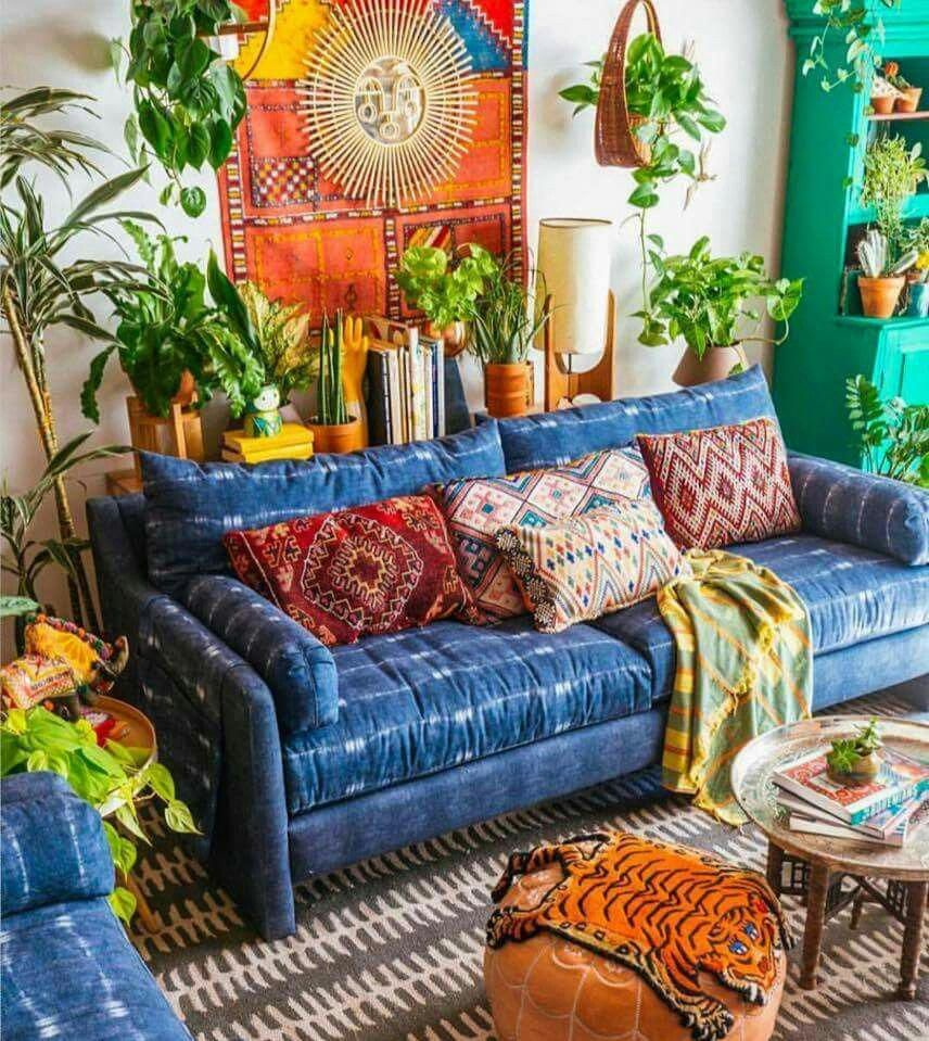 Outstanding accumulated hippie style home decor advice  Bohemian
