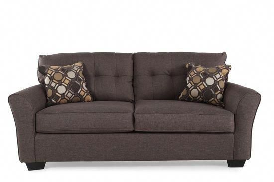 ashley tibbee slate sofa ashleyfurnituresofas furniture on sale