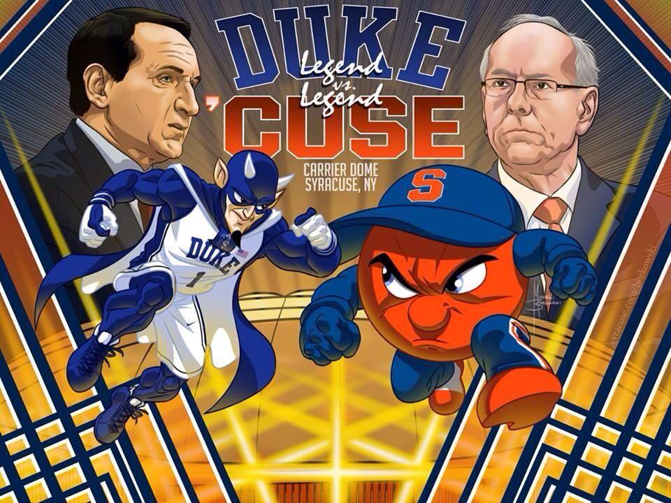 Beat Duke SU Syracuse basketball, Duke syracuse, Duke