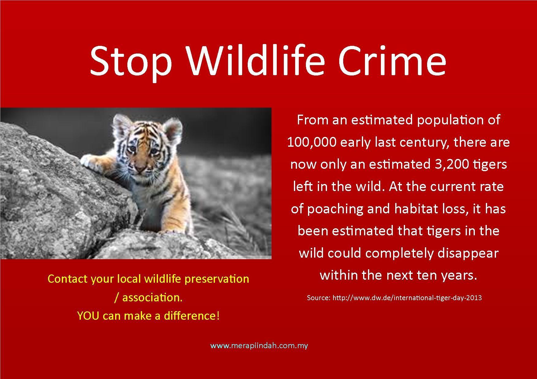 Stop Wildlife Crime