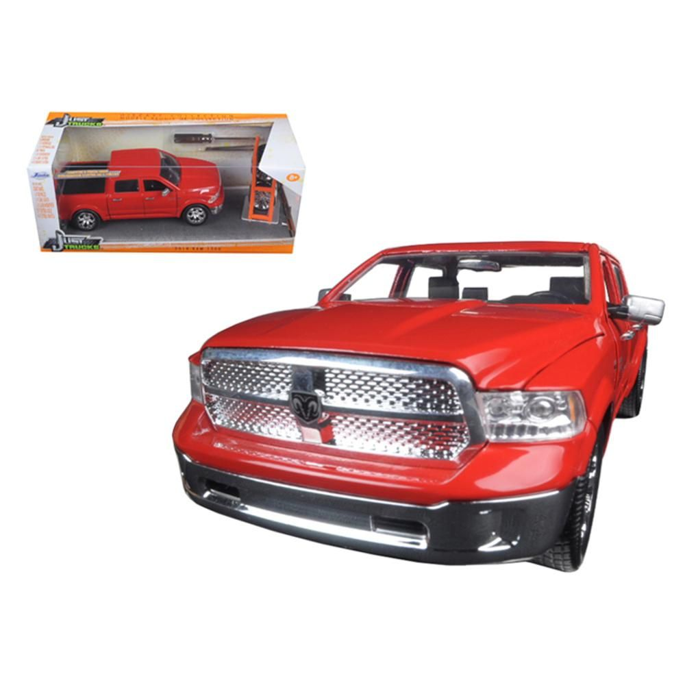 2014 Dodge Ram 1500 Pickup Truck Red Just Trucks with