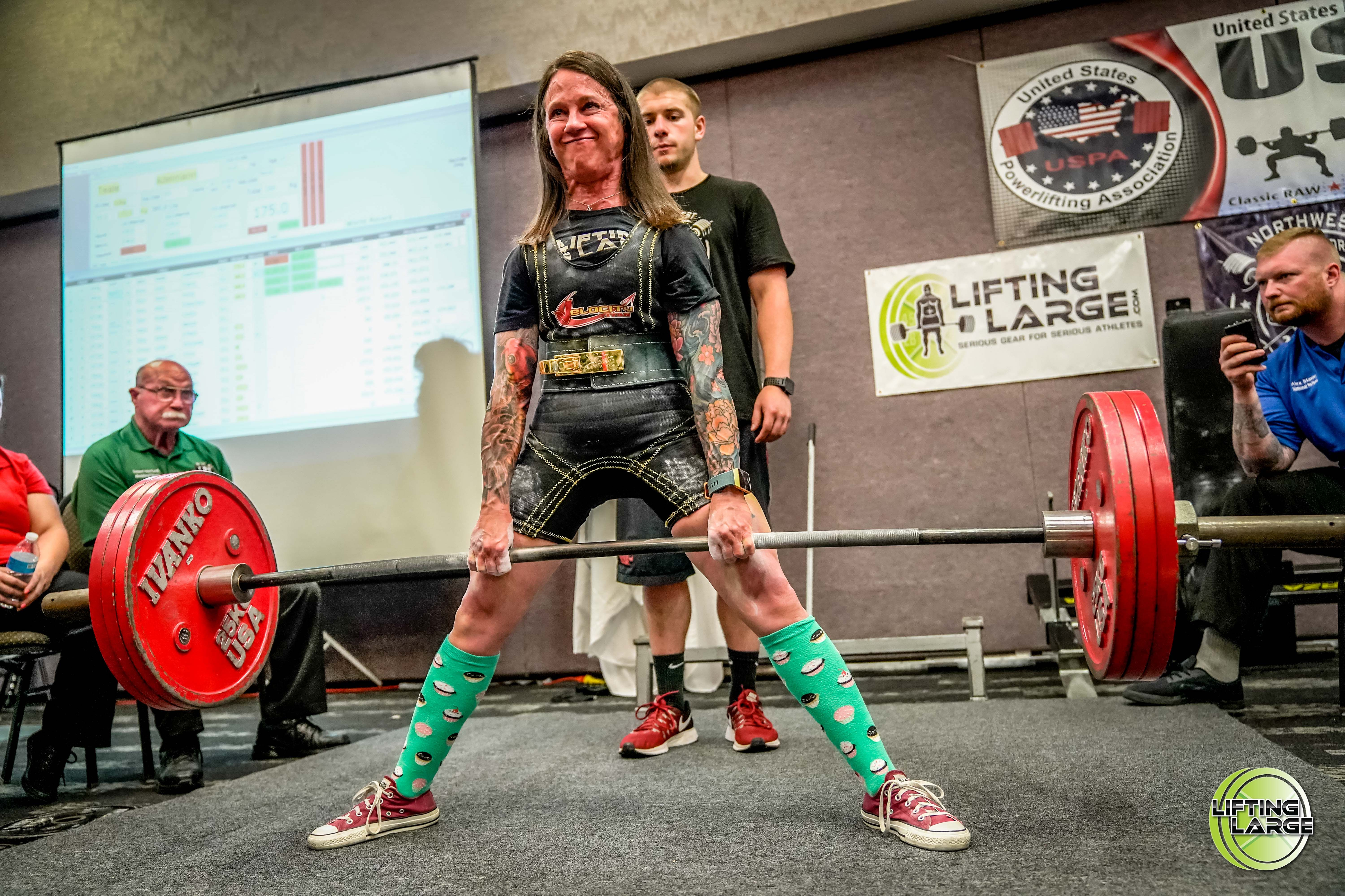 powerlifting weight classes lbs