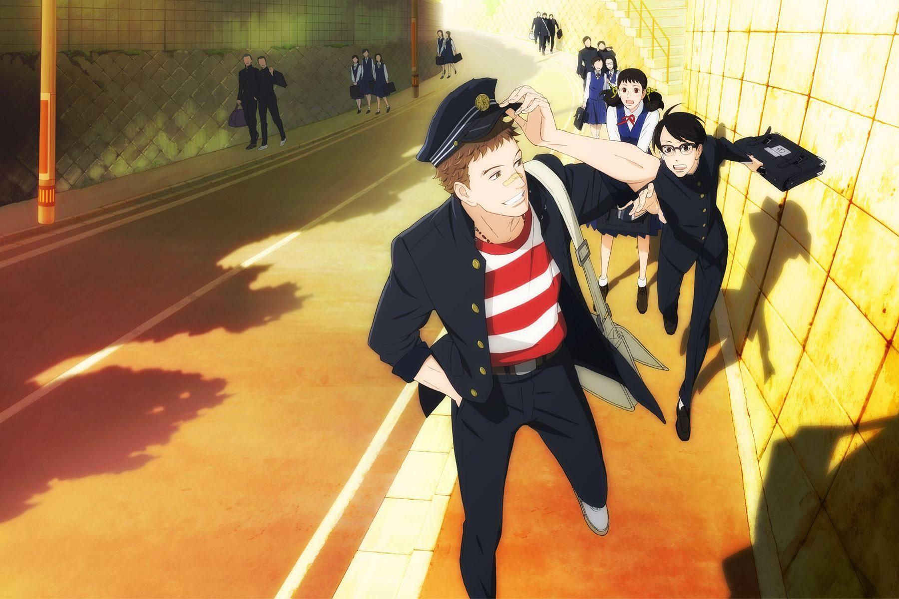 Sakamichi no Apollon Top 10 romance anime, Anime romance
