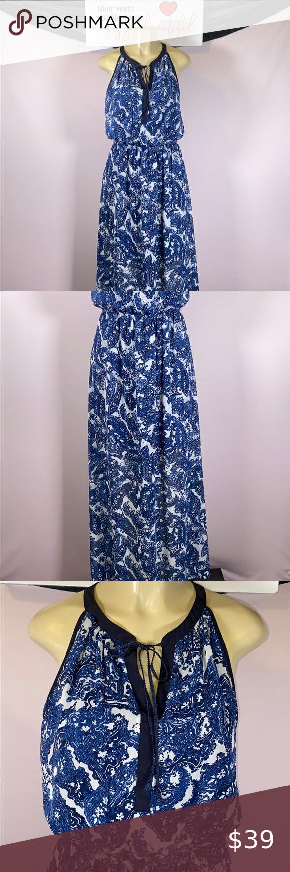 Vince Camuto Maxi Dress Size 8 Dresses Maxi Dress Clothes Design [ 1740 x 580 Pixel ]
