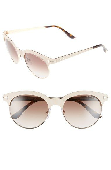 cddf70ffde22 Tom Ford  Angela  53mm Retro Sunglasses available at  Nordstrom ...