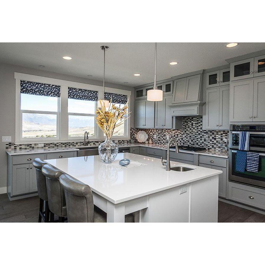 allen + roth Powderhorn Quartz Kitchen Countertop | Diaz Casa Ideas ...