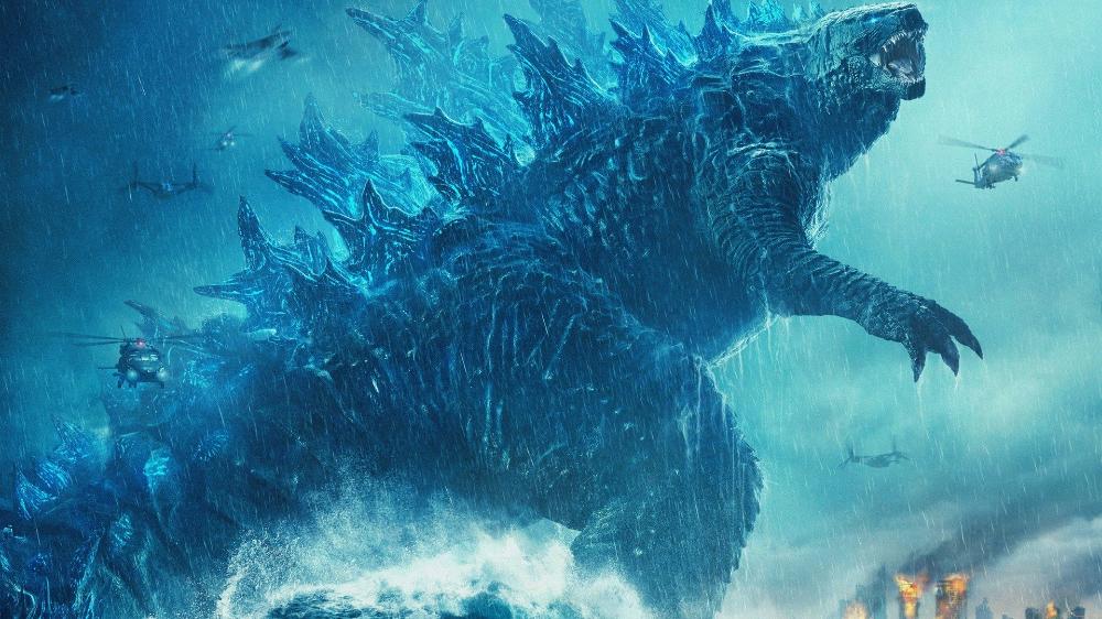 Movie Godzilla King of the Monsters Godzilla King Of The