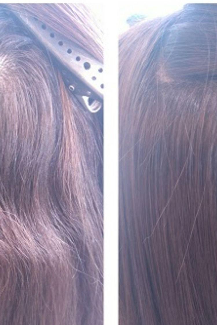 縮毛矯正はもう古い 髪質から改善する酸熱トリートメントの仕組みとサロンを紹介 縮毛 縮毛矯正 傷んだ髪