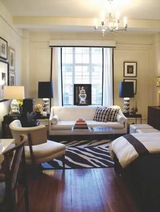 Small Space Big Style Interior Design | For the Home | Pinterest ...