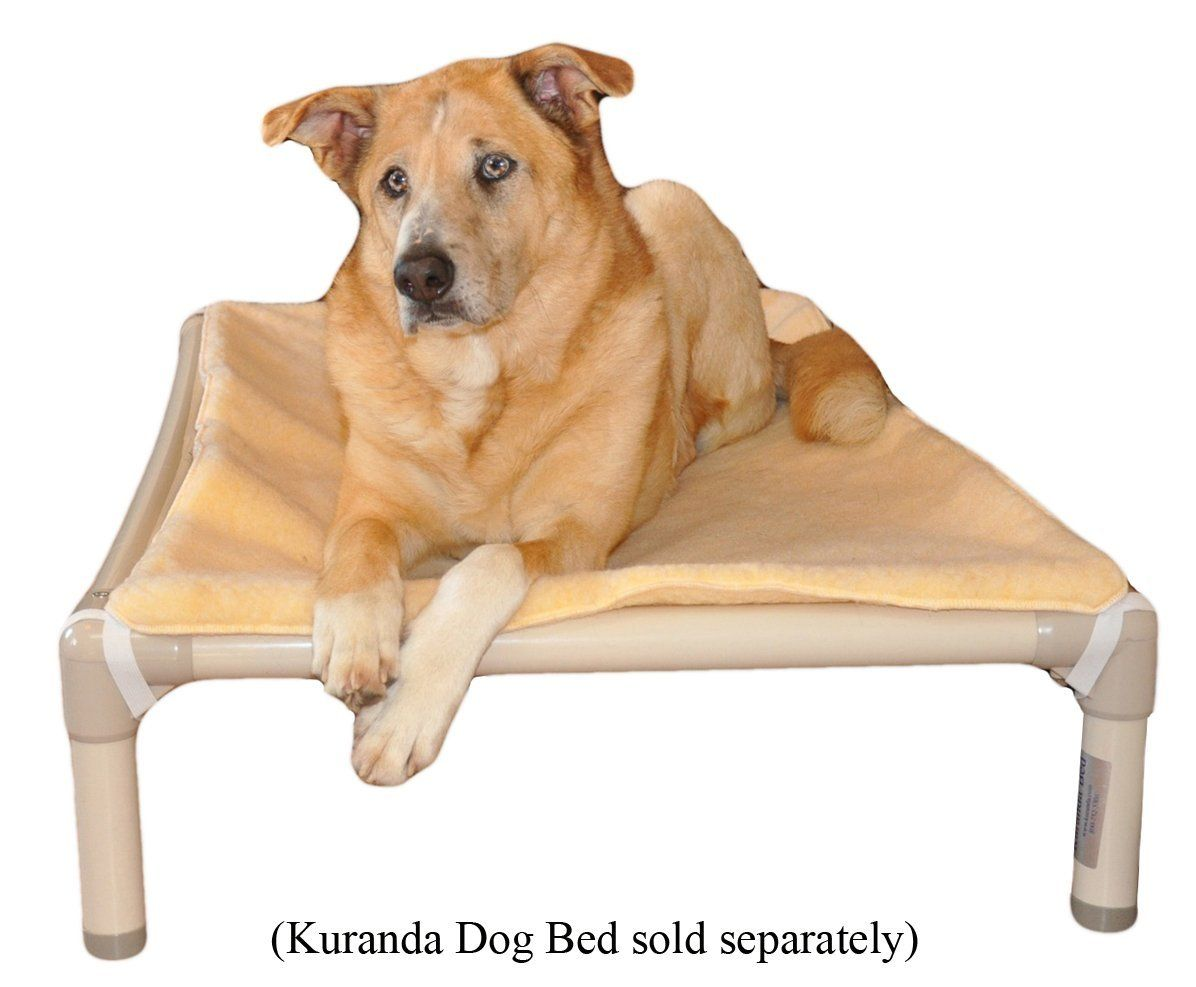 Kuranda Dog Bed Double Sided Luxury Fleece Pad Read More Reviews Of The Product By Visiting The Link On The Image