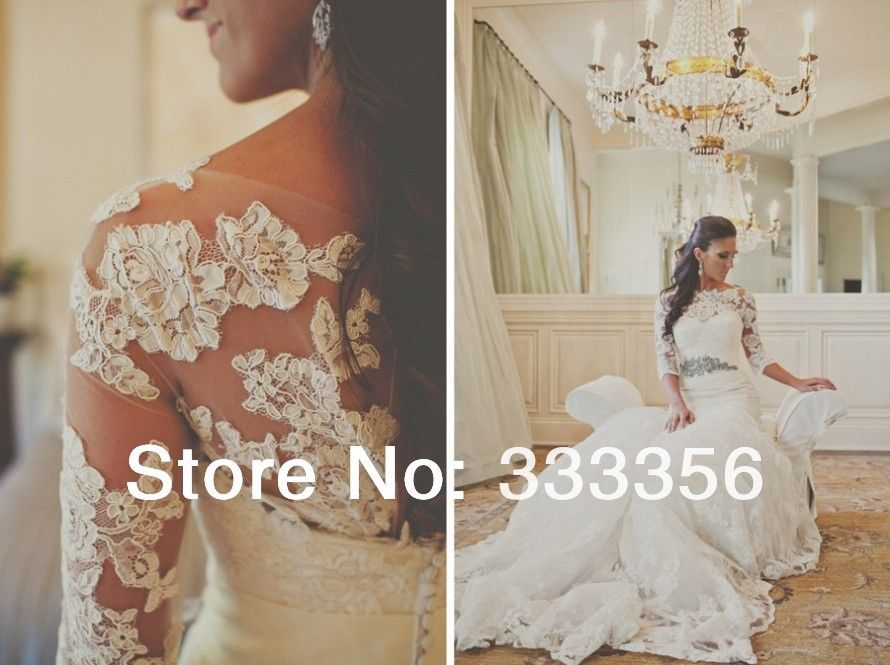 Robes de mariage on AliExpress.com from $198.0