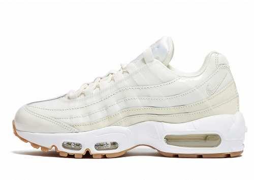 finest selection 66228 1ab2c Prezzi e Sconti   Nike air max 95 donna white cream taglia 36 ad