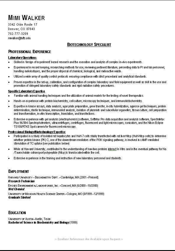 College Resume Good Resume Examples Job Resume Examples Resume Examples