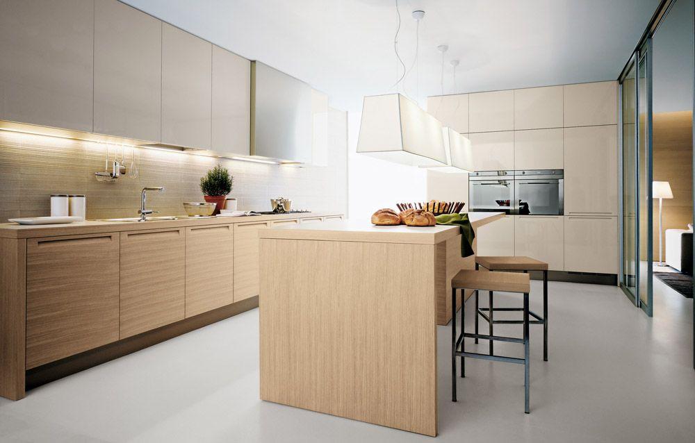 Varenna Mobili ~ Mobili per cucina: cucina minimal [d] da varenna poliform Ιδέες
