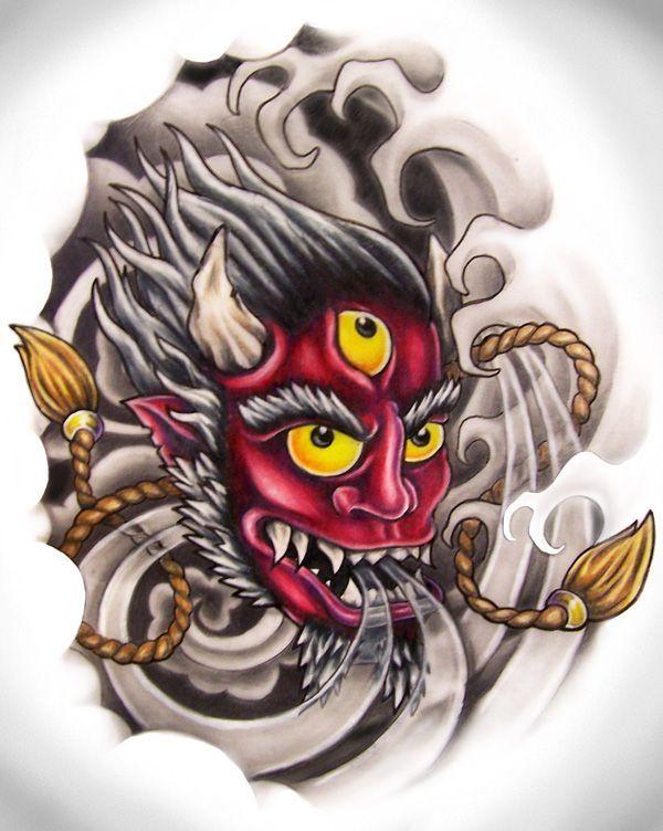 Afbeeldingsresultaat voor japanese tattoo designs tattoo for Japanese tattoo flash