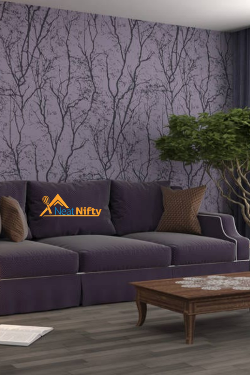 Purple is usually a color of royalty. Painted walls in purple color are a good way to awesome decorations. #homedecor #homedecoration #homedecorating #homedecorideas #homedecoratingideas #interiordecoration #interiordecorations #interiordecorationdeluxe #livingroom #violet #livingroomdecor #livingroomfurniture #LivingRoomInterior #rug #rugs #couch #bookshelf #adjusted #photoframe #photoframes #woodenfurniture #WoodenTable #coffeetable #reflectiongram #reflectionphotography