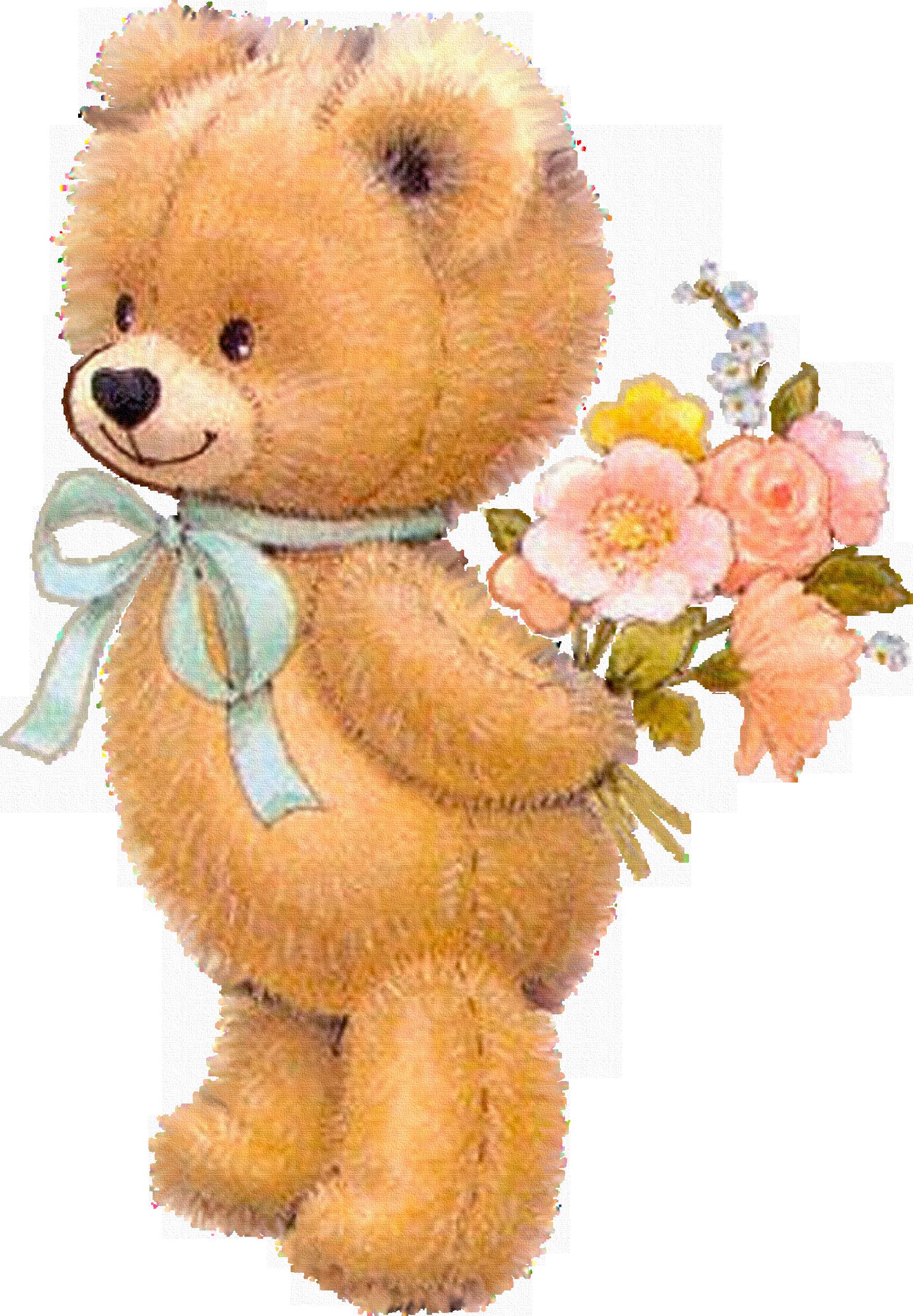 Картинки медведей открытки