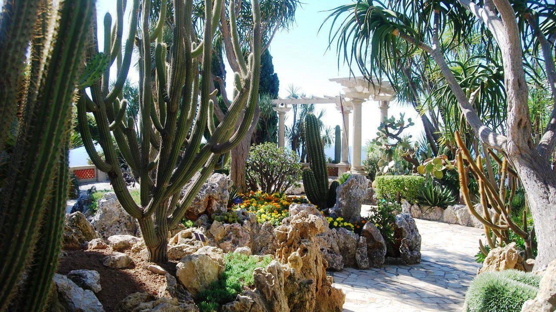 Jardin Exotique Tourism In Monaco