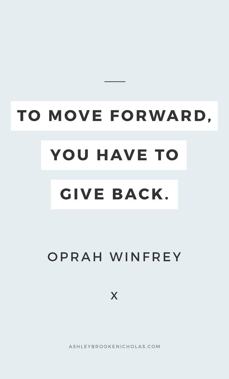Quotes About Giving Back Awesome Easy Ways To Give Back To Your Community  Inspirational