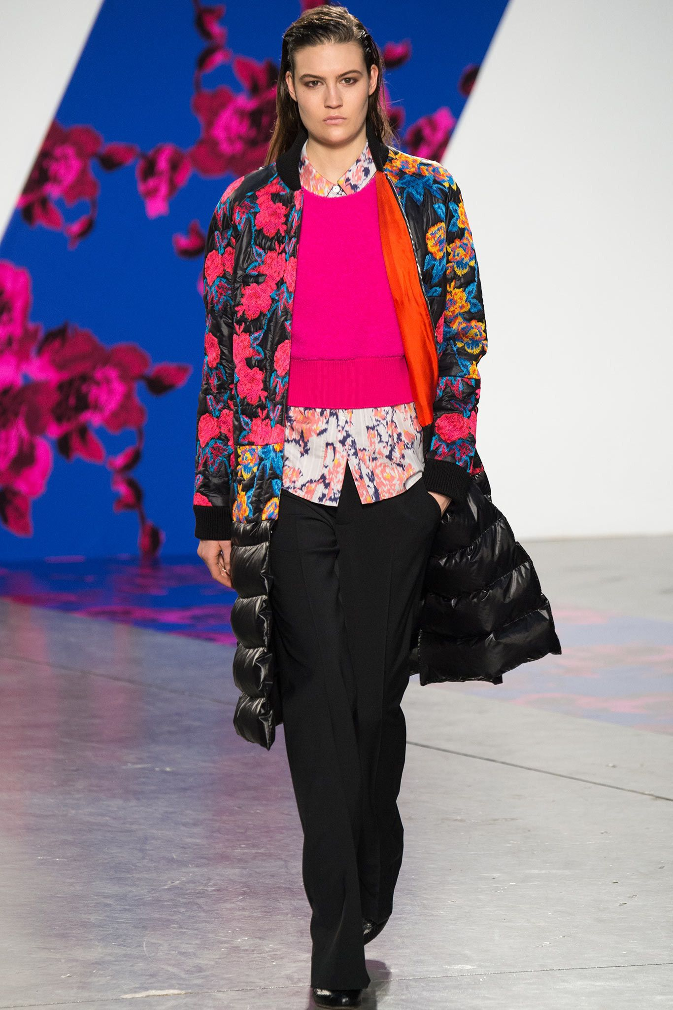 picture Thakoon FallWinter 2014-2015 Collection – New York Fashion Week