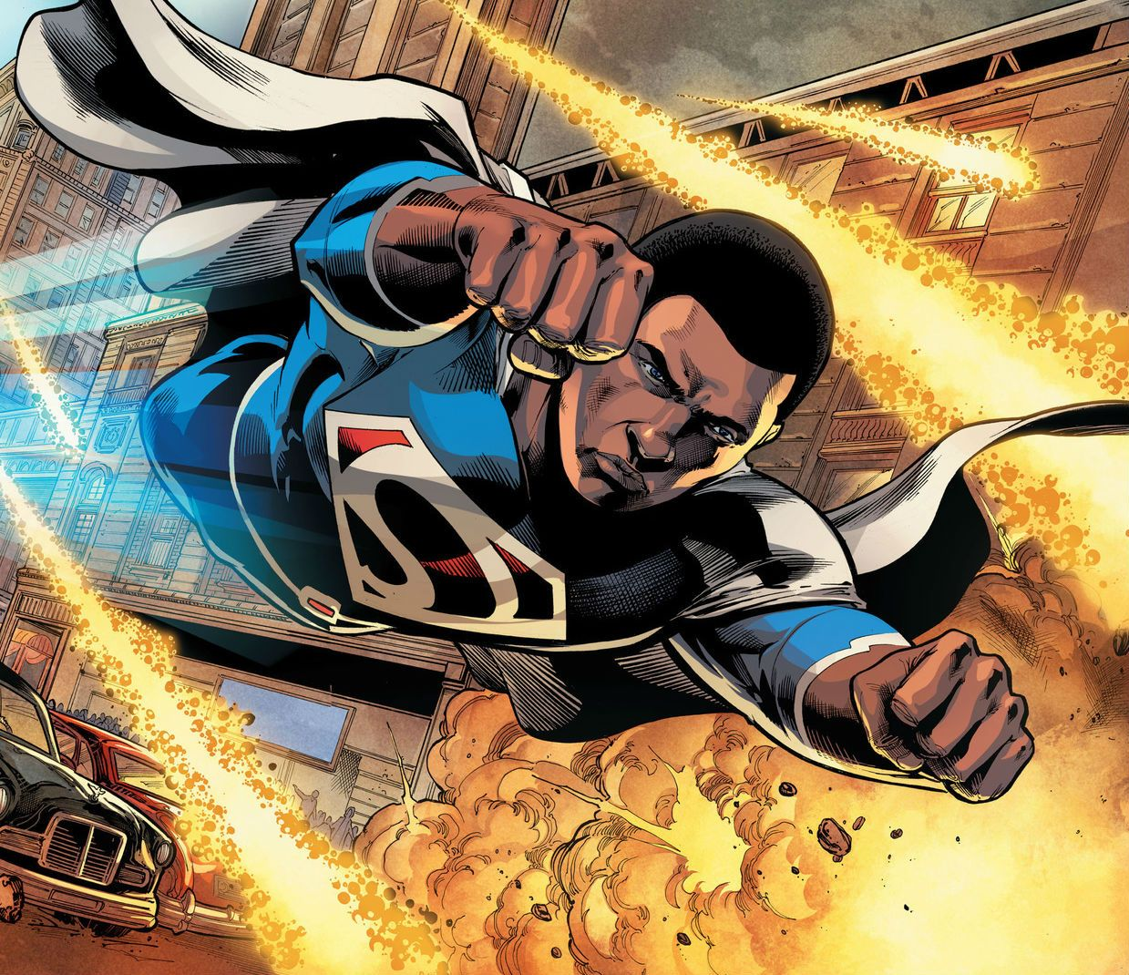 Superman Earth 2 (Val-Zod) by Vicente Cifuentes | Val zod, Female  superheroes and villains, Superhero comic