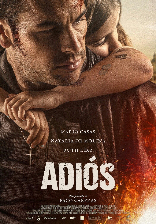 The Poster For The Spanish Film Adios Adios Movieposter Drama