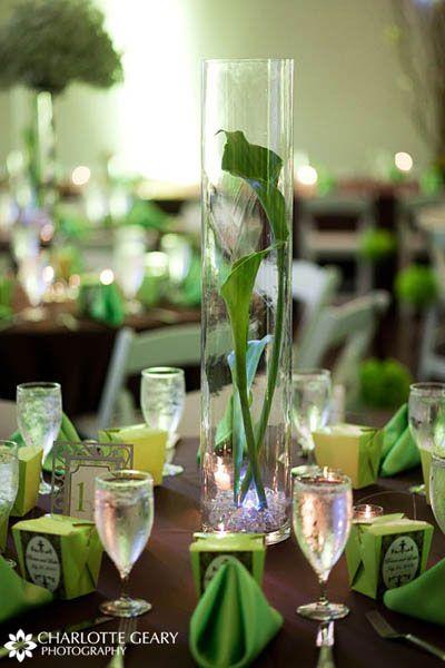 green wedding ideas decorations