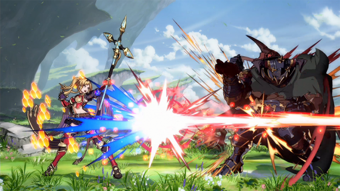 Granblue Fantasy Versus Introduces Fighters Zeta and