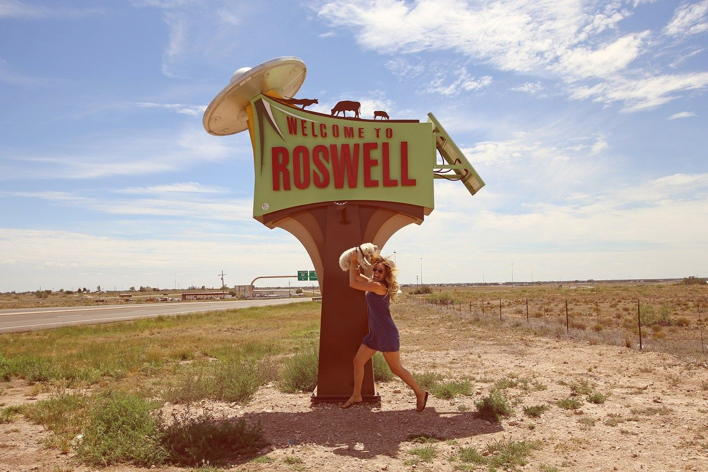 Roswell New Mexico Mavis The Airstream Roswell New Mexico New Mexico Roswell