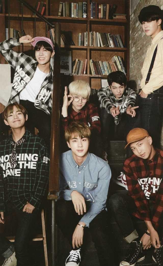 BTS seasons greeting 2016