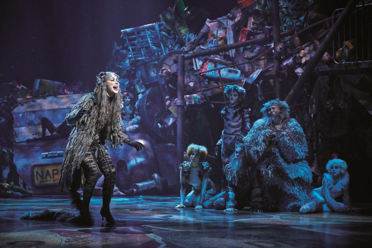 Pin by Danielle Gamsky on Cats The Musical Broadway
