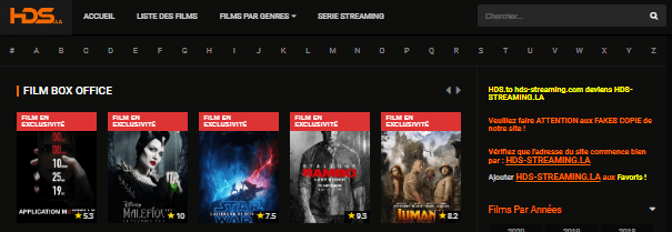 film streaming co by Plus-de streaming