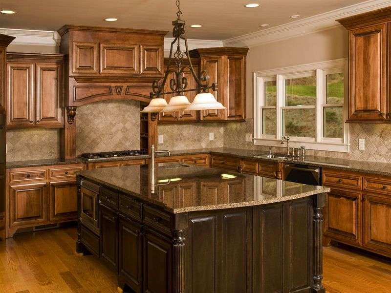 Wonderful Tropic Brown Granite Backsplash Ideas Part - 14: Sweet Tropical Brown Granite Countertops. Backsplash DesignBacksplash IdeasTile  ...