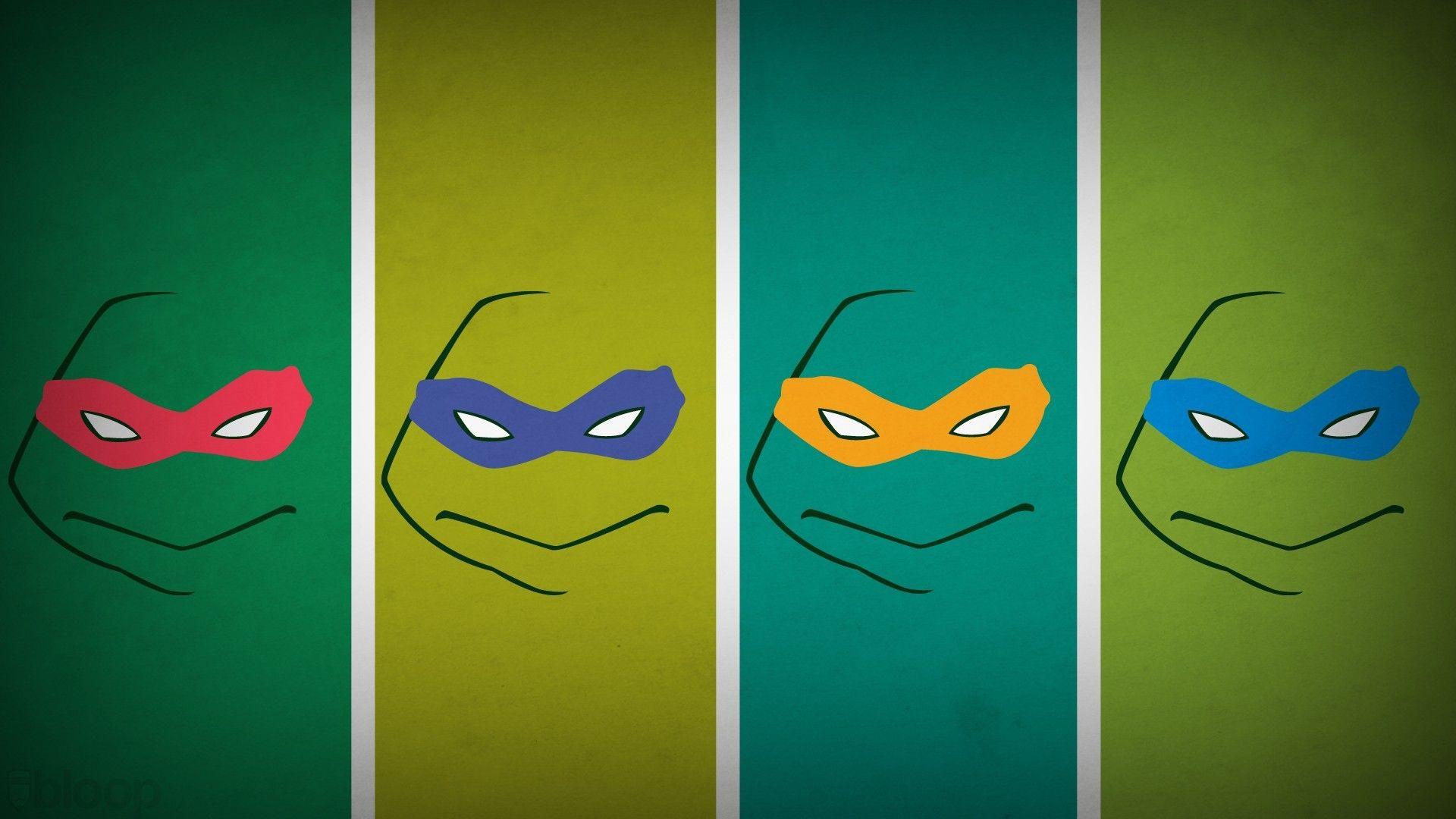 Superheroes Minimalistic Hi Res Wallpapers Teenage Mutant Ninja Turtles Artwork Ninja Turtle Mask Tmnt Wallpaper