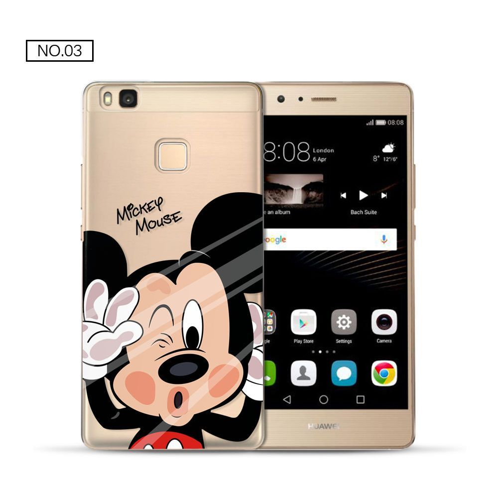 coque huawei p9 mickey