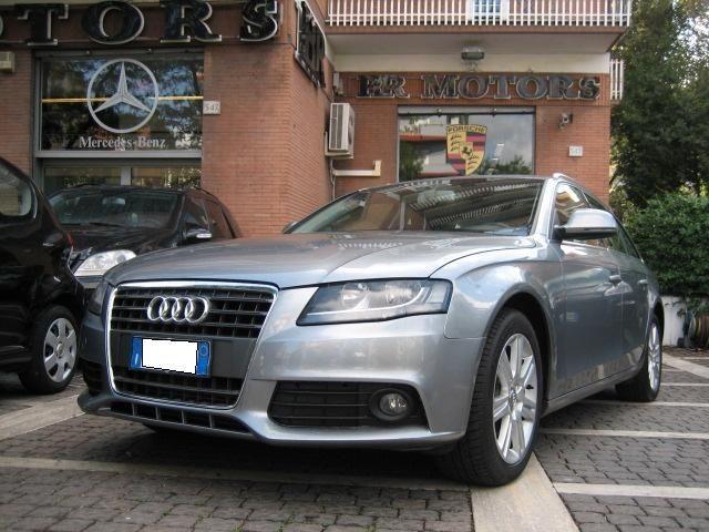 Audi A4 Avant 2 0tdi 143cv Tetto Navi C Automatico A 18 890 Euro Station Wagon 148 400 Km Diesel 105 Kw 143 Cv 0 Station Wagon Audi A4 Audi