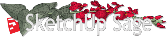 SketchUp Sage, tips and tricks and techniques in sketchup (large database for lots of issues and ideas).