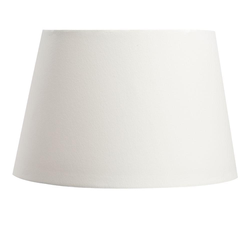 Gallery Tapered Lamp Shade Rolled Edge Drum Shade Shades Lamp Shades