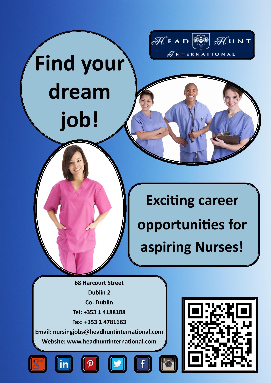 Job Hiring Doctor Nursing Medical Healthcare Opportunity