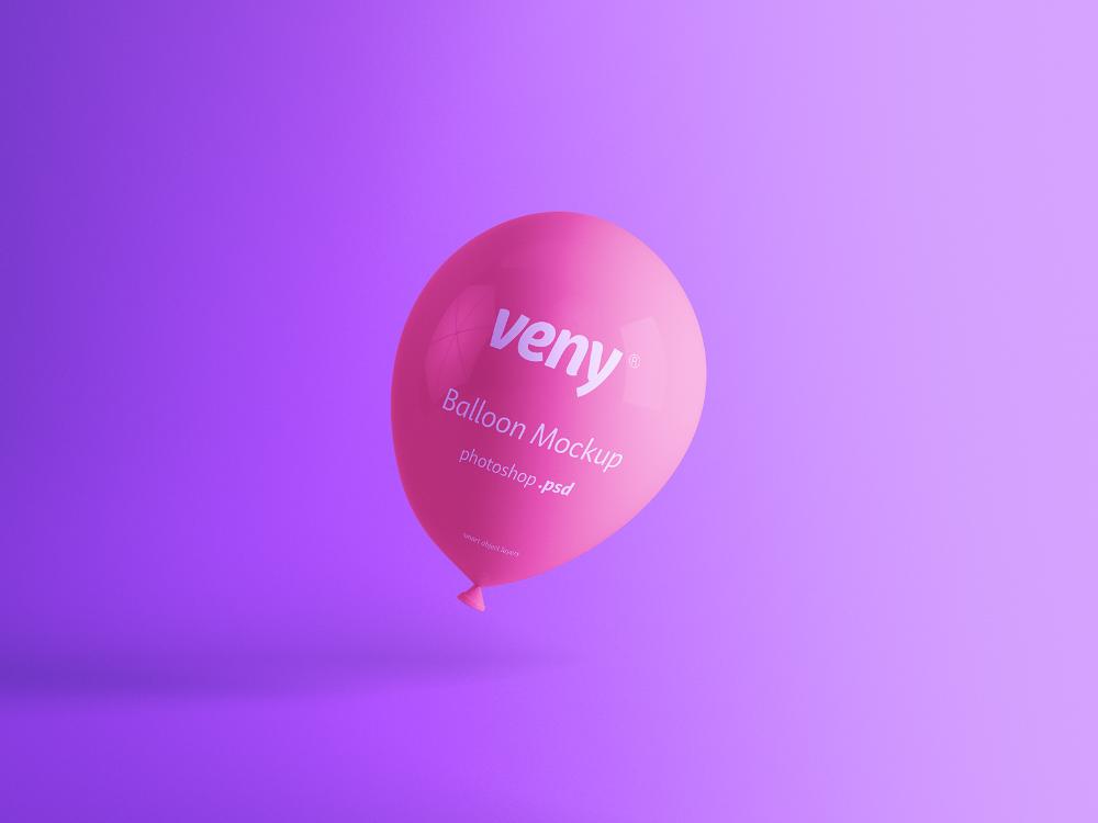 Balloon Free Psd Mockup Free Mockup In 2021 Mockup Free Psd Mockup Psd Free Psd