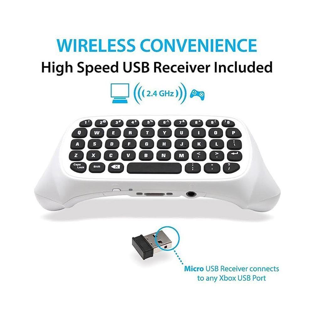 Cheap Offer for 47 Keys Wireless 2.4G Practical Mini