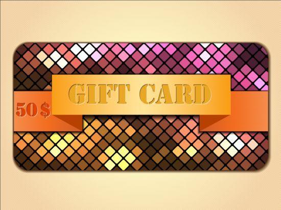 Fashion gift card template vectors 09 - https://gooloc.com/fashion-gift-card-template-vectors-09/?utm_source=PN&utm_medium=gooloc77%40gmail.com&utm_campaign=SNAP%2Bfrom%2BGooLoc