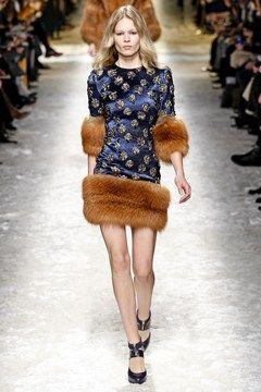 Bluemarine, Ready-to-Wear, Autumn/Winter, 2014/2015, Milan Fashion Weeks #Mayeiah #fashion