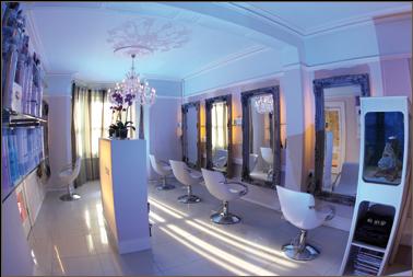 Hair salons <3