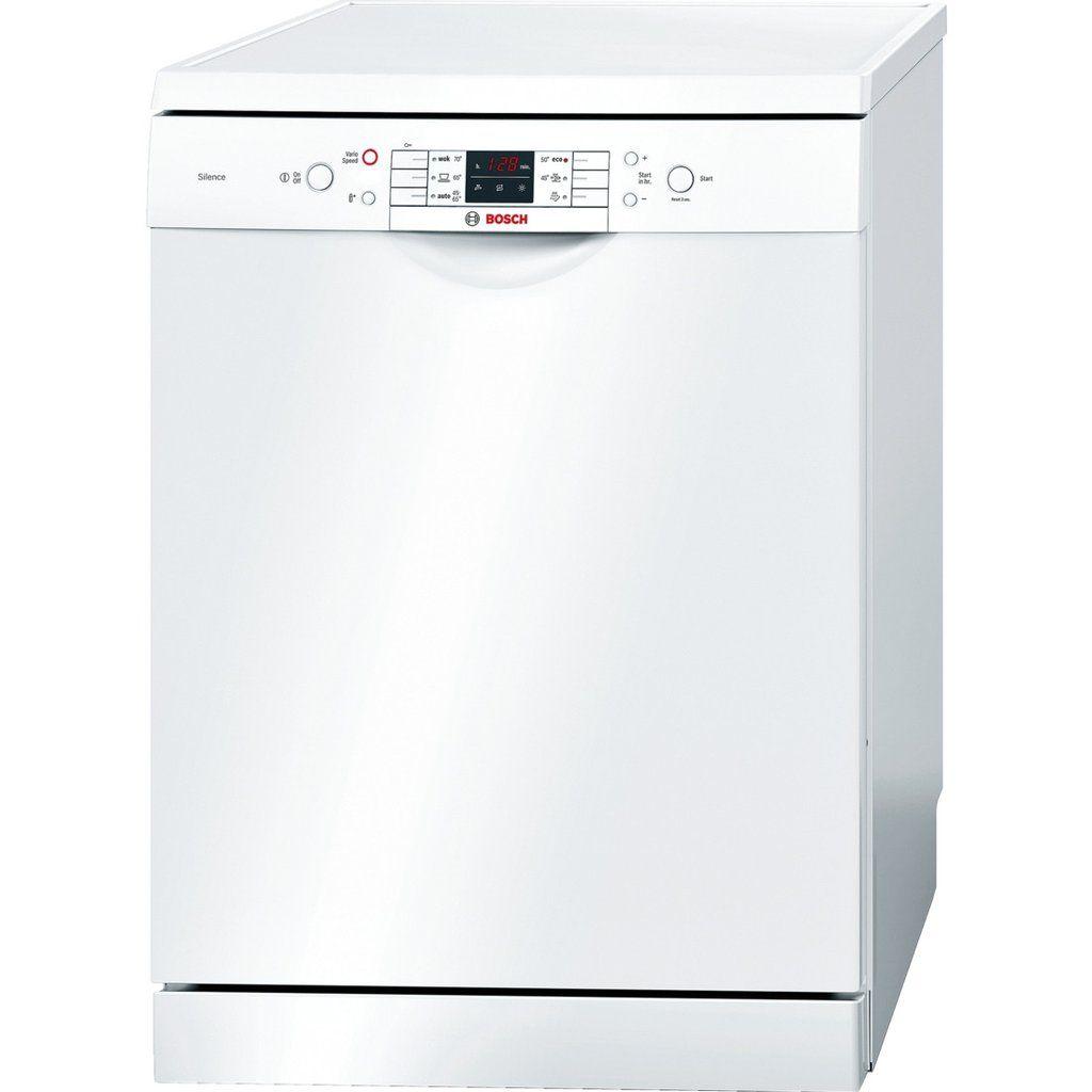 Bosch Serie 4 Freestanding Dishwasher60 Cm White Sms46gw01p