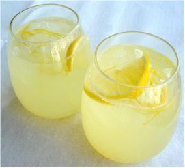 hot lemonade diet recipe