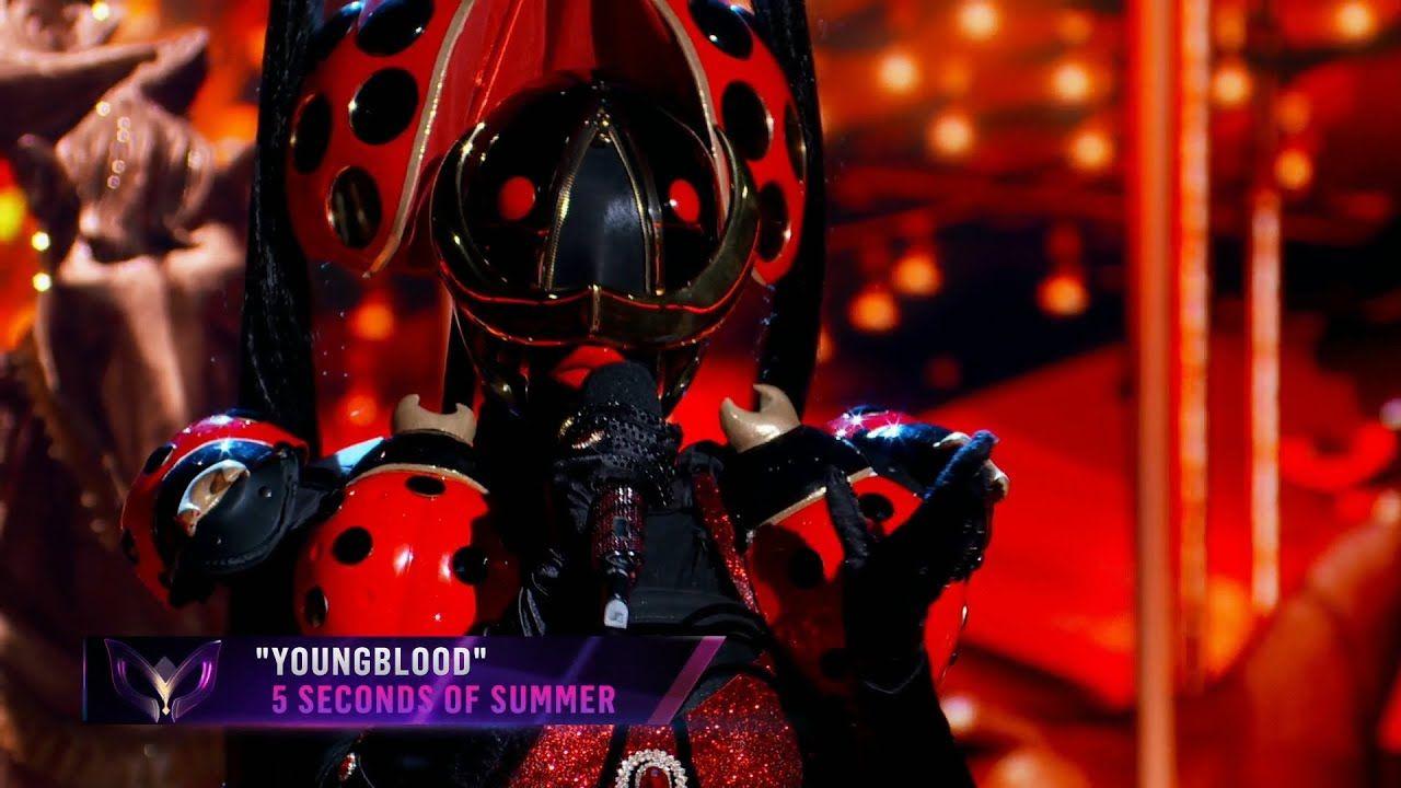 Pin On The Masked Singer Tms Season 1 Season 2