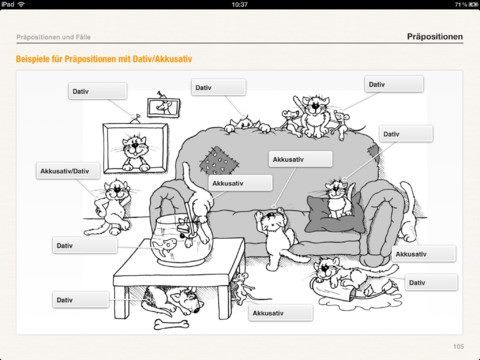 dativ und akkusativ wortschatz vocabulary pinterest deutsch grammatik und deutsch lernen. Black Bedroom Furniture Sets. Home Design Ideas