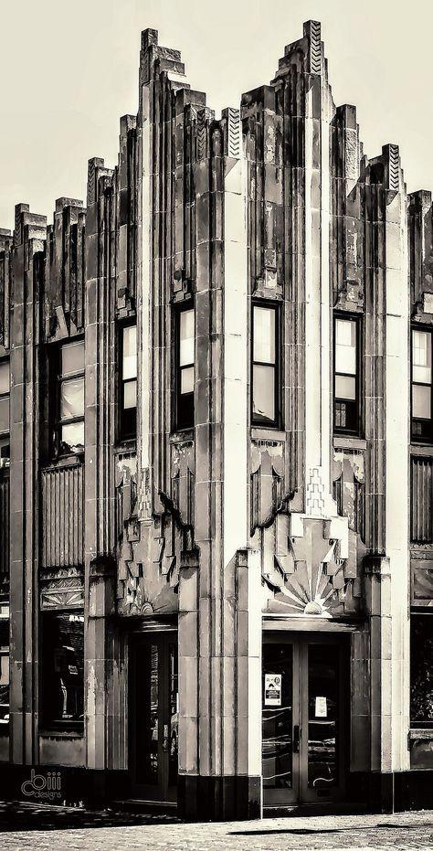 Mistresswithproud art deco architektur pinterest art deco - Jugendstil innenarchitektur ...